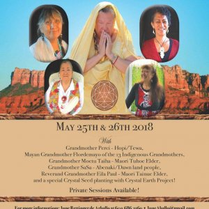 Grandmothers Wisdom Gathering